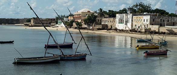 Experience the culture and history of Mozambique