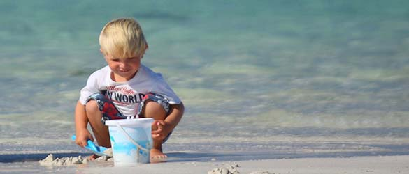 Family holiday experience at Coral Lodge Mozambique
