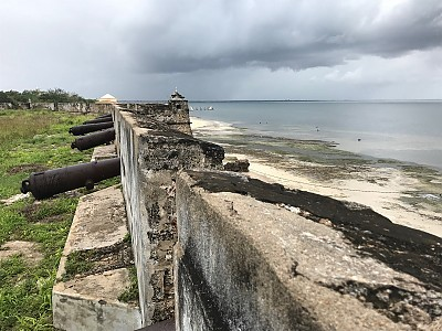 Coral Lodge Fort